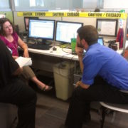 Team Work in Healthcare IT during Summerland Education project